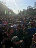 Paris Marathon Start Grid
