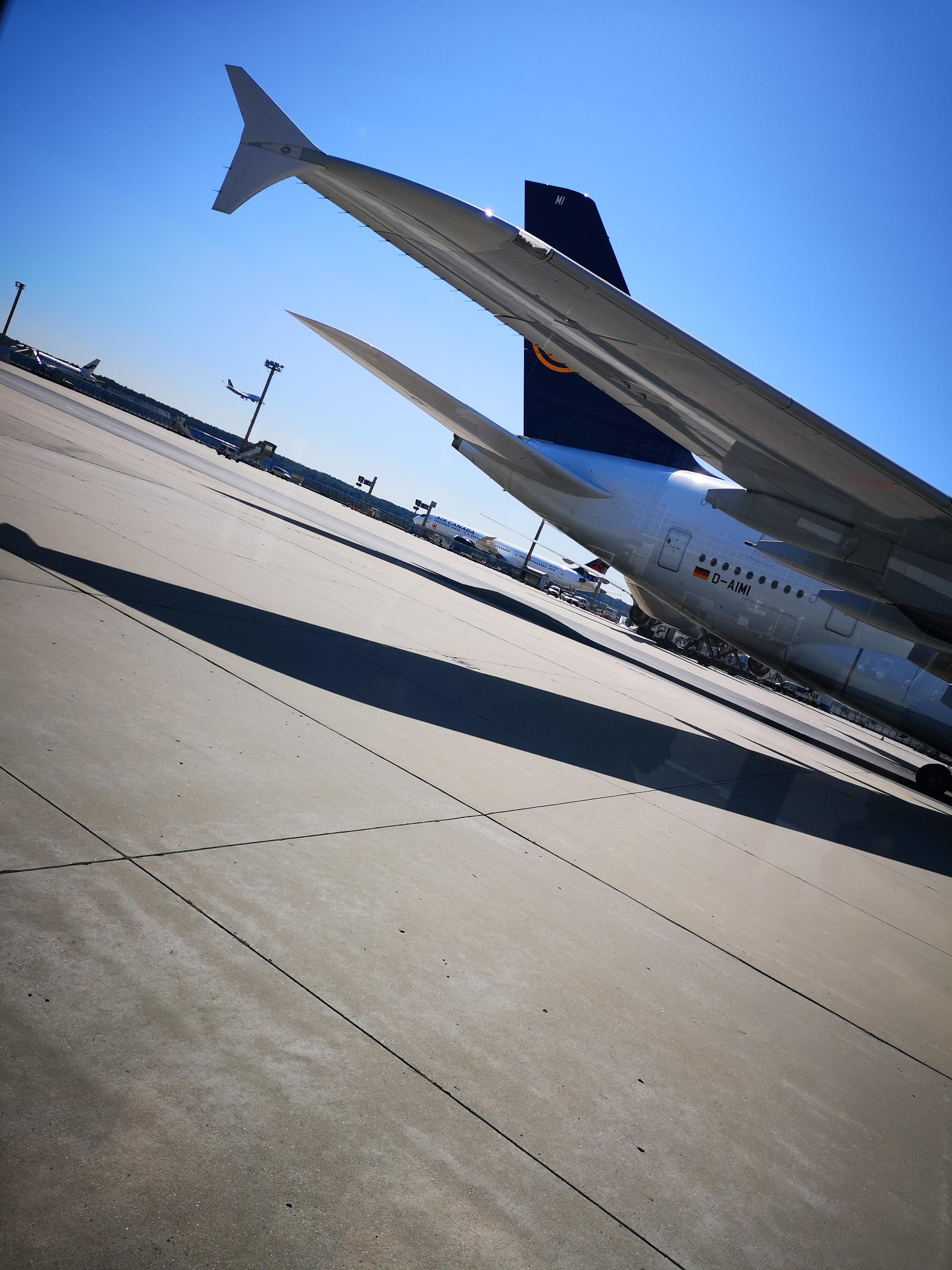 Flughafentour Frankfurt