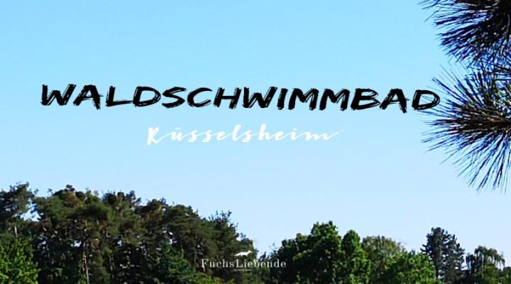 Waldschwimmbad Rüsselsheim