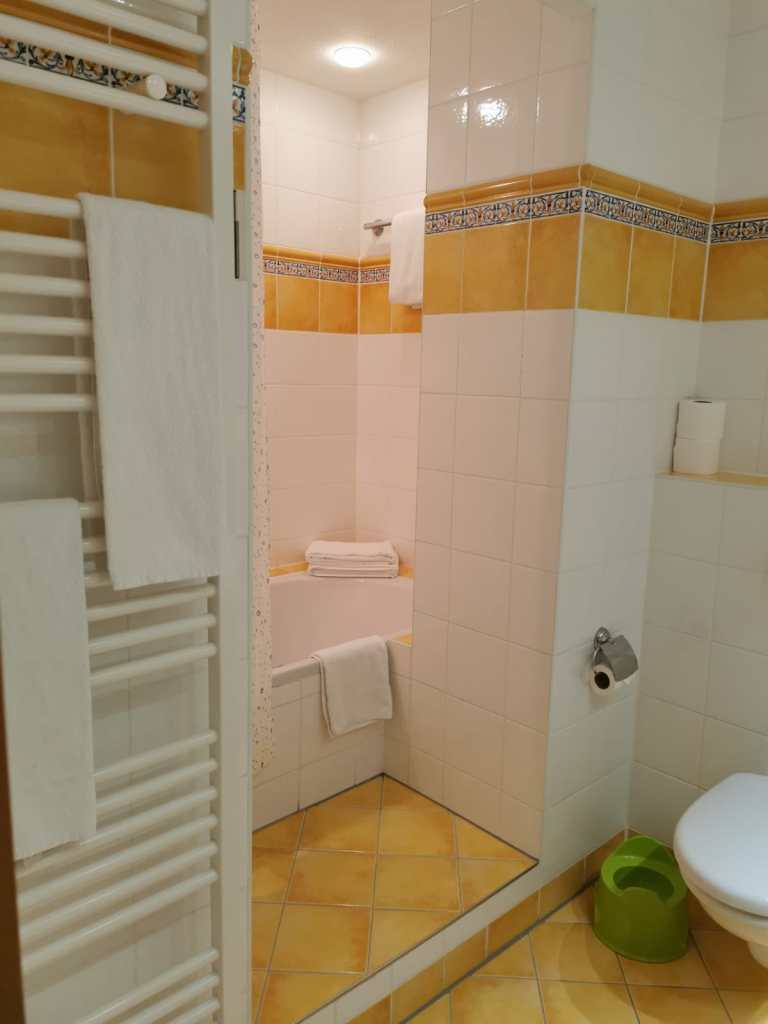 Badezimmer_Appartment_Elldus_Resort