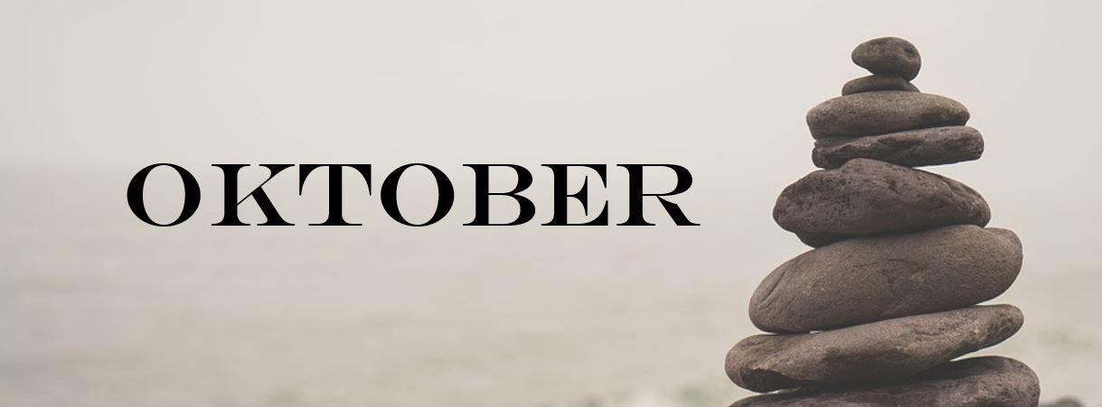 ICH BIN WICHTIG – Oktober