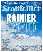 front cover of the Seattle Met August 2019 issue featuring Top Doctors of 2019 in Seattle