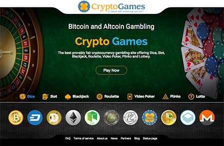 crypto-games casino