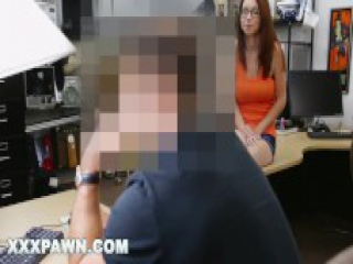 XXX PAWN - Jenny Gets Her College Ass Pounded At The Pawn Shop