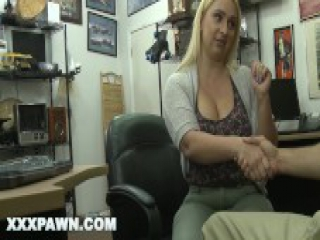 XXXPAWN - Thick Babe Nina Kayy Makes That Pawn Shop Money, Honey (xp14882)