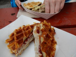Thank you waffle truck for another year of good food