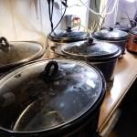 Crock pot army
