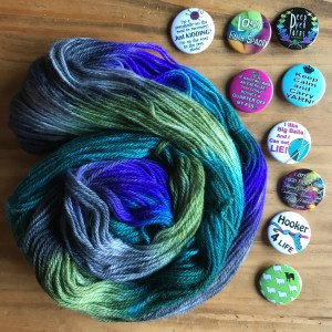 Win this skein of yarn!