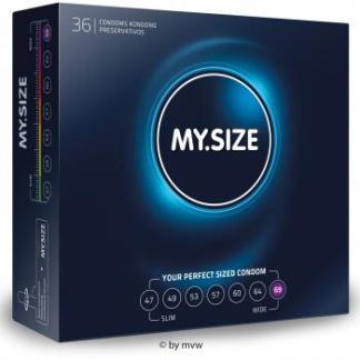 my size kondome 36er 69mm