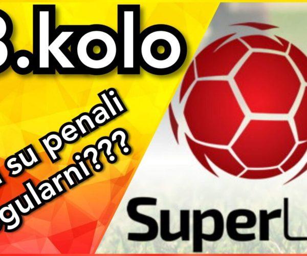 LingLong Super liga Srbije ☆ Da li su penali regularni ☆ (13. kolo)