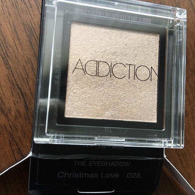 #addiction eyeshadow 25@2376 yen