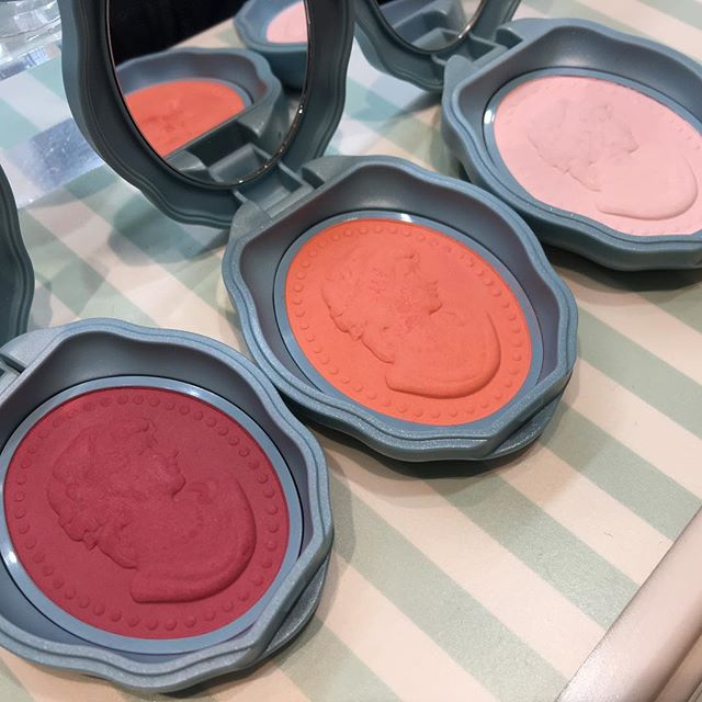 #laduree pressed cheek 101, 102 and 103