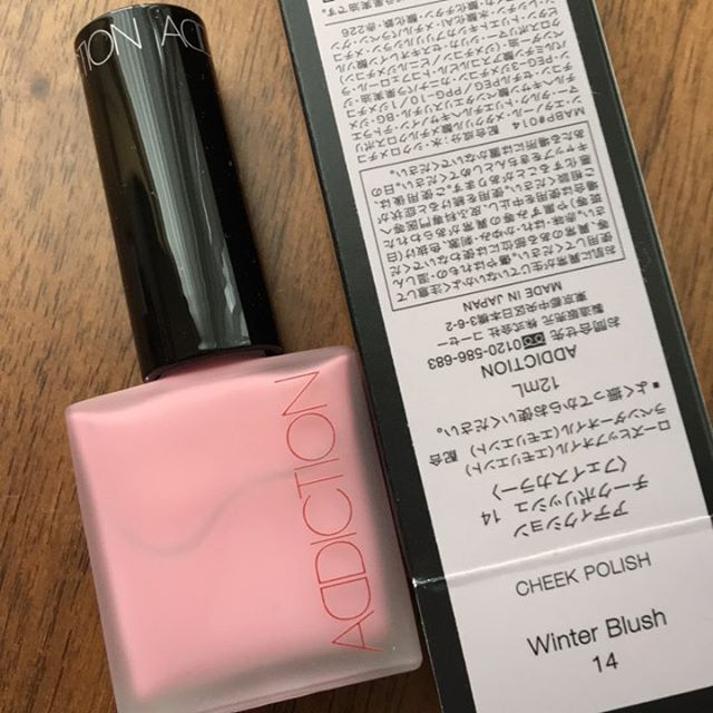 #ADDICTION cheek polish 143326 yen