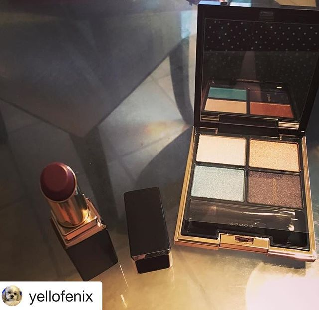 #Repost @yellofenix (@get_repost)・・・Suqqu. Eyeshadow purchased from @fudejapan  #suqqu #japanesemakeup #beautyproducts #makeup