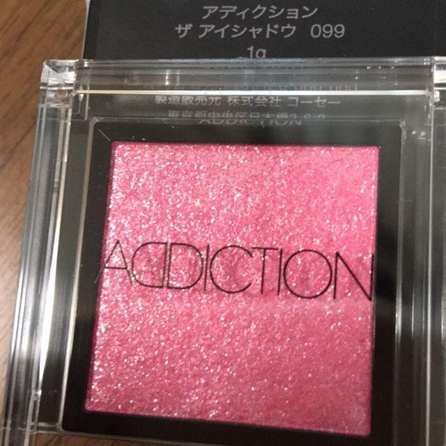 #addiction eyeshadow 99