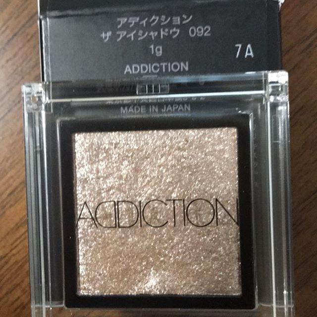 #addiction eyeshadow 92
