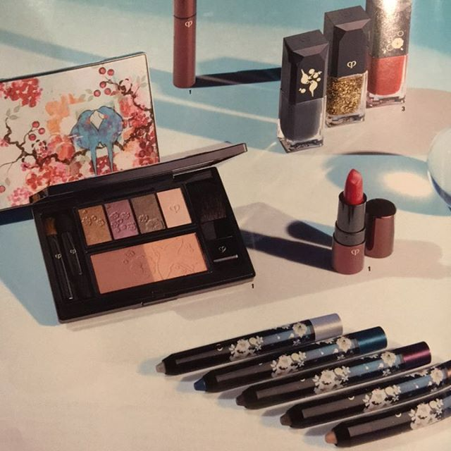 #cledepeaubeaute holiday collection