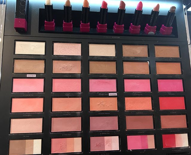 #addiction blush and lipstick