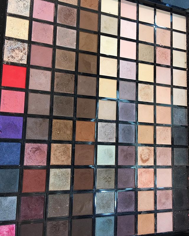 #addiction eyeshadow