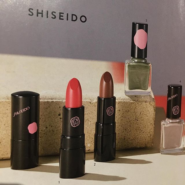 #shiseido Feb 1