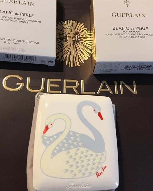 #guerlain brightening powder Limited