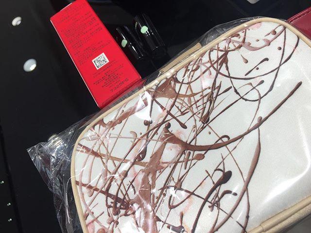 #shiseido pouch set 9360 Yen