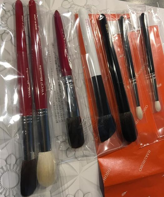 Will be shipped :#tanseido YSS17 YWC17 #chikuhodo R-C2#koyudo BP26#kyureido KK02#hakuhodo J146 J5529