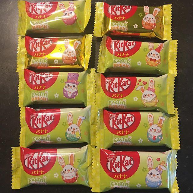 #Kitkat #easter
