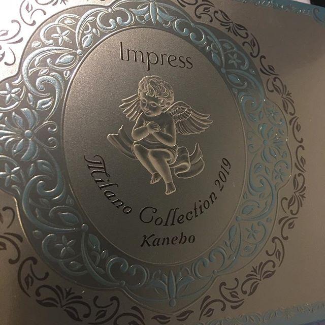 #impress Milano collection