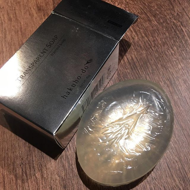 #hakuhodo Soap(1680 yen )