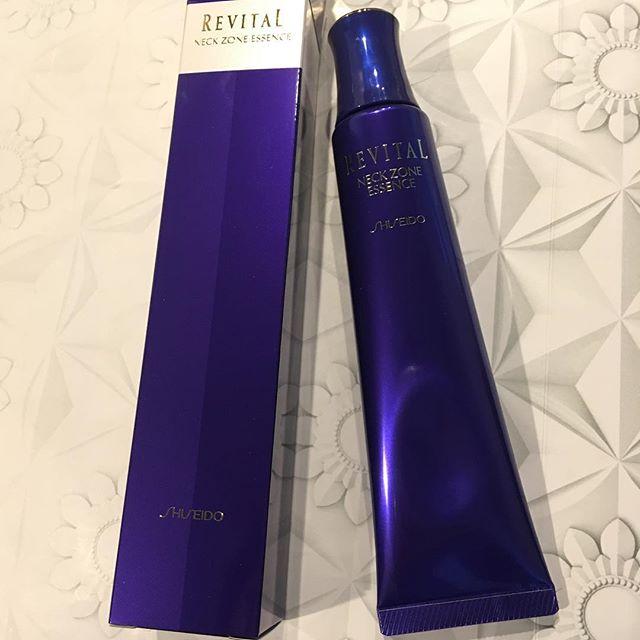#shiseido neck zone essence