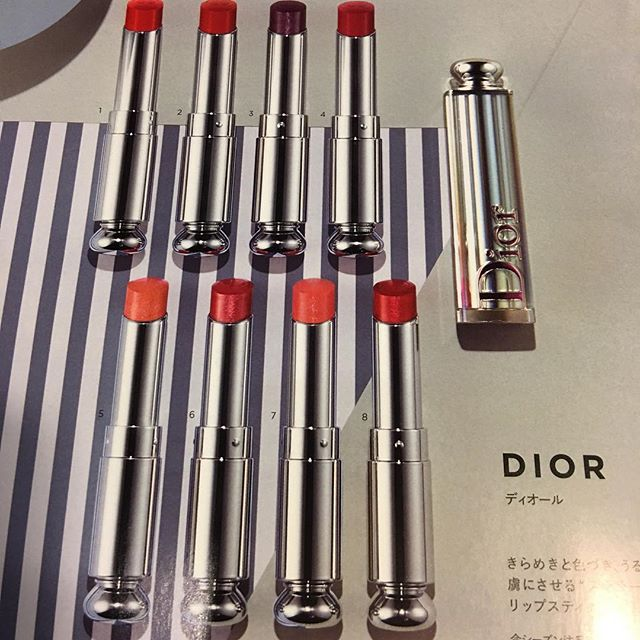 #Dior lipstick