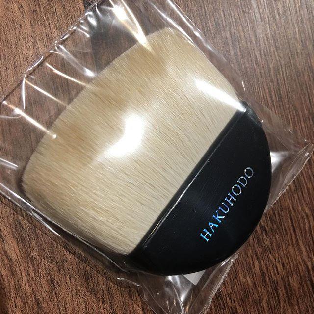 #hakuhodo Fan brush(4320yen )