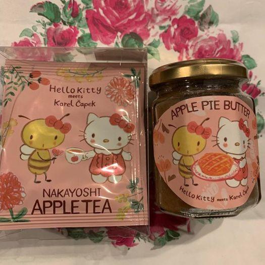 #hellokitty TeaButter
