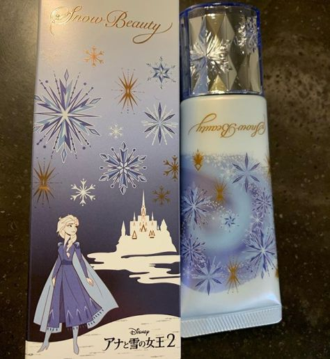 Snow Beauty toneup Essence