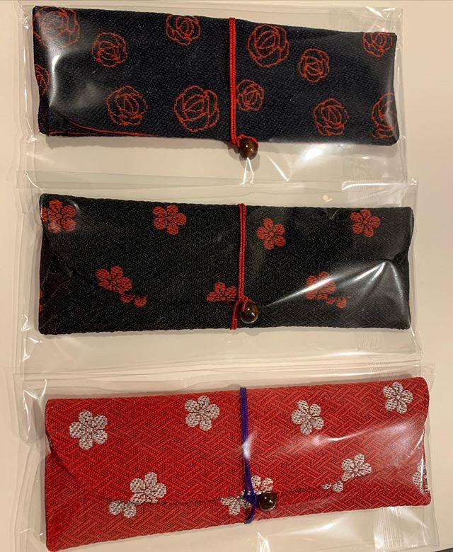 #Koyudo pouch 1500 yen each
