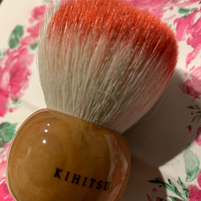 #Kihitsu cat paw brush 5700 yen