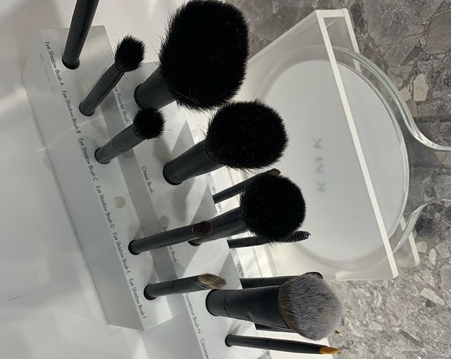 Are Tom  Ford brushes made with natural hair?