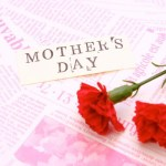 母の日のプレゼントに、ふだん思ってる感謝の気持ちを書いたネームインを贈りましょう
