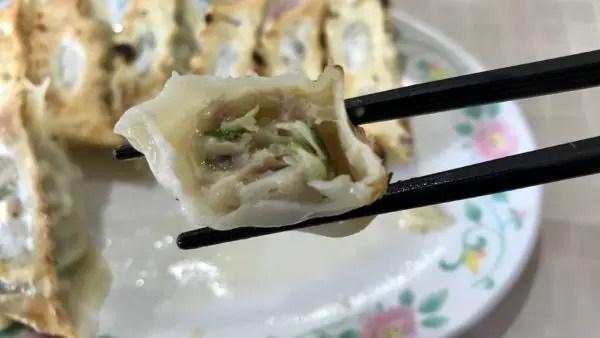 宇都宮餃子館の健太餃子