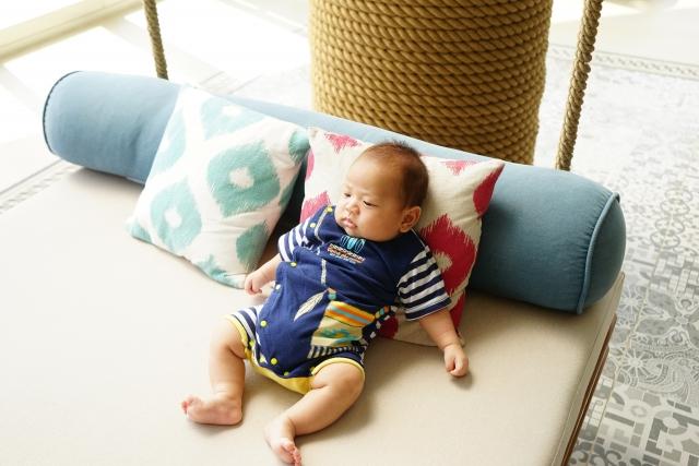 赤ちゃん 寝る 場所