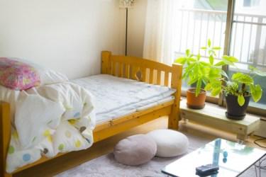 2DKは家具配置に悩まない?一人暮らしはタイプ別適正判断を