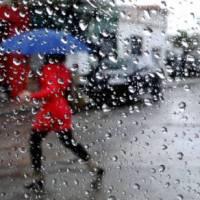 Seis provincias en alerta verde por vaguada