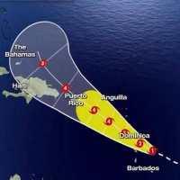 Fenómeno amenaza con impactar PR y RD como huracán