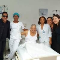 Kinito Méndez dice salud de Bobby Rafael evoluciona satisfactoriamente