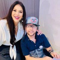 Nikauly de la Mota encontró el amor en México, un ex integrante del grupo MD0