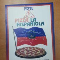 Dictan prisión contra hombre usó símbolos patrios en cajas para pizza