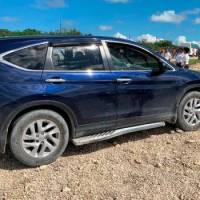 Identifican hombres ultimados dentro de yipeta en Punta Cana