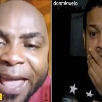 Pastor reprende a Don Miguelo y le advierte Dios lo castigará si no para Live de IG