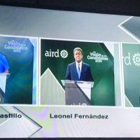 """VIDEO: Las propuestas de Gonzalo, Abinader y Leonel en """"La visión de los candidatos 2020"""""""